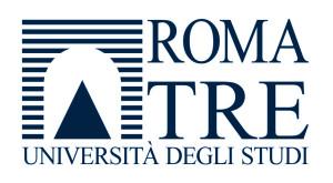 Logo RomaTRE