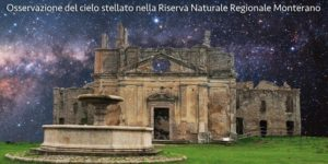 Occhi su Saturno a Monterano