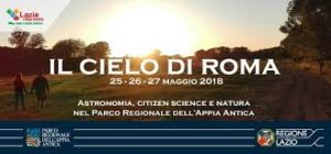 SpeakScience sotto il Cielo di Roma